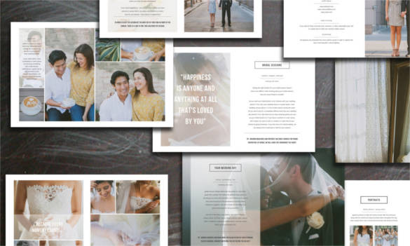 wedding-photography-brochure-templet