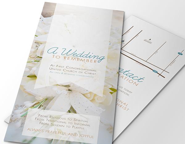 Wedding Brochure Templates Free Premium Creative Template - Wedding brochure templates free