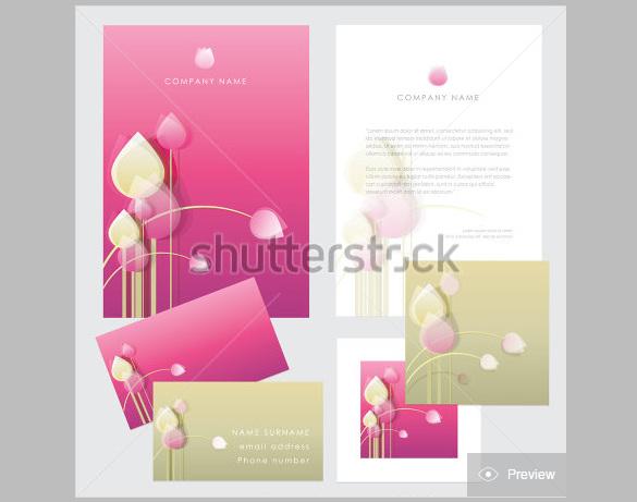 branded-floral-brochures