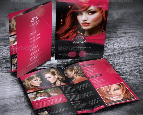 coiffeur-salon-brochure-template