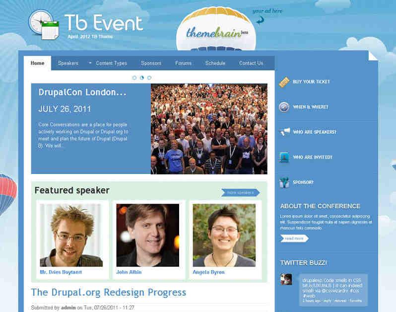 drupal-events