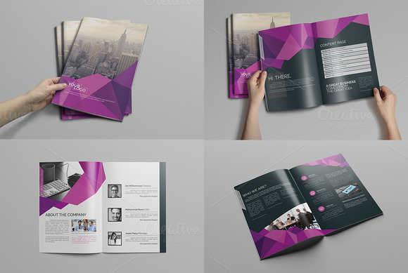 minimal-bi-fold-brochure-template