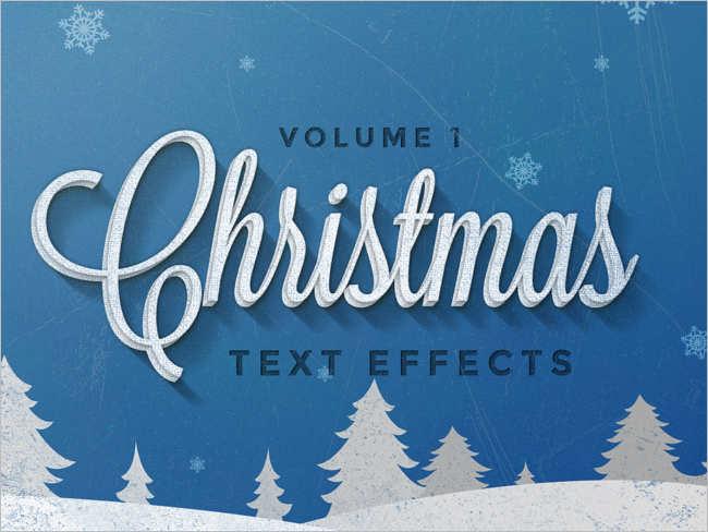 3d-snow-effect-christmas-texture