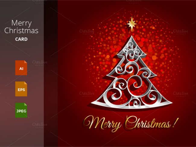 3d-paper-christmas-tree-decoration-ideas