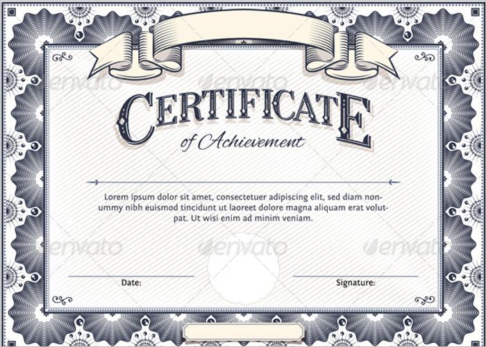 Apple Stock Certificate Template