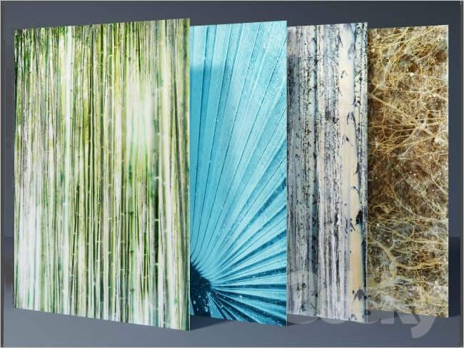 bamboo-3d-textures