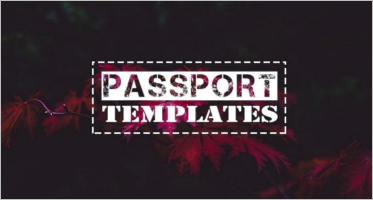 Best Passport Templates