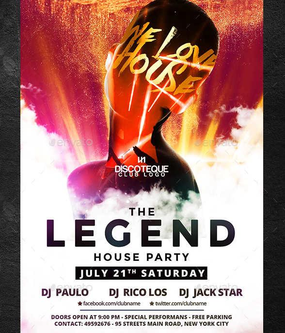 big-party-flyer-promo