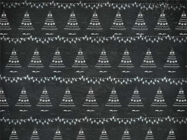 black-white-christmas-chalkboard-texture