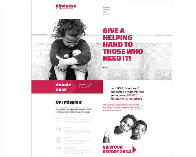 blog-charity-non-profit-html-template