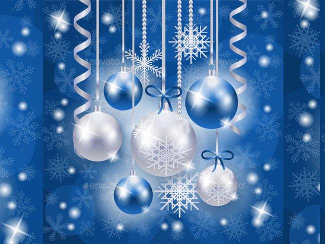 blue-snow-christmas-texture