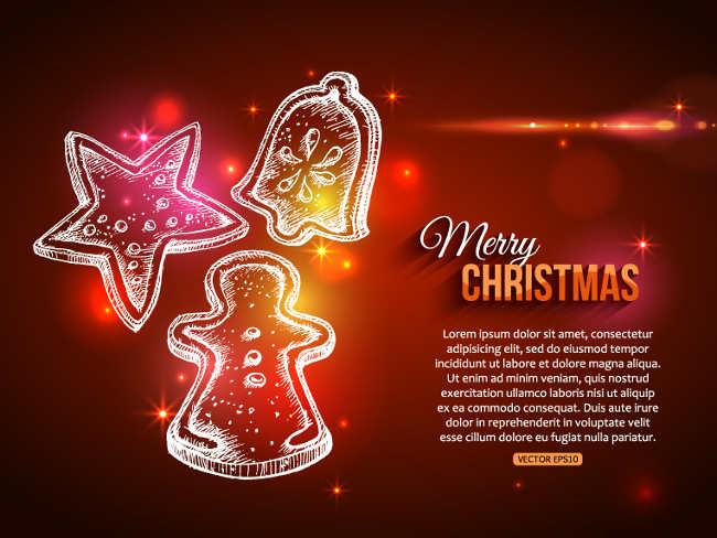 bokeh-christmas-greeting-card