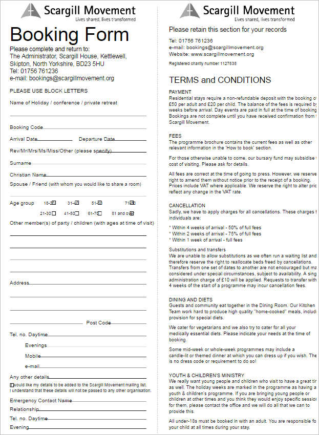 booking-agreement-form