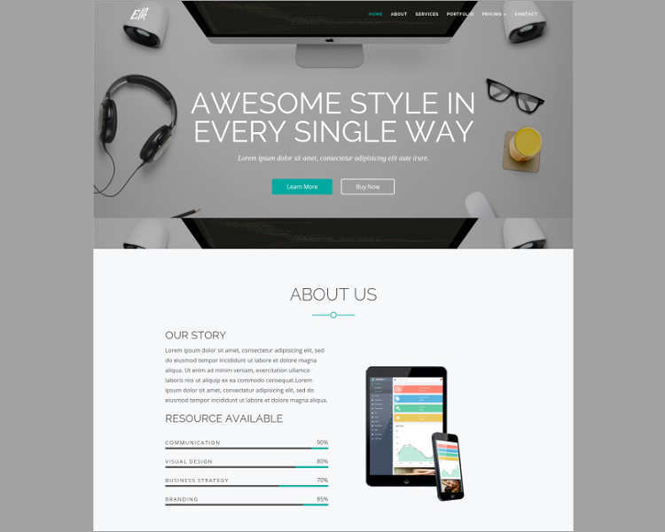 bootstrap-html5-landing-page-webaite-template