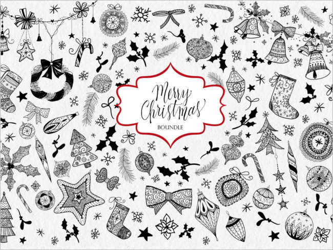 boundle-background-christmas-texture