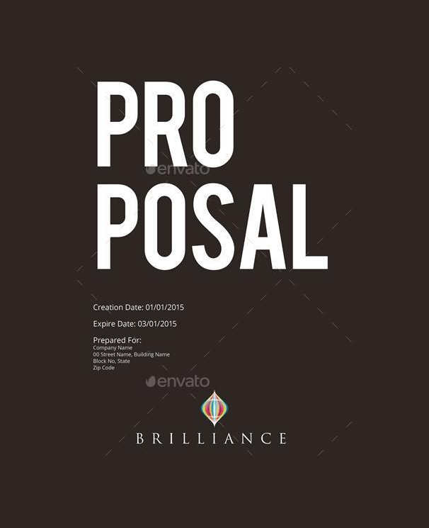 business-brilliance-proposal-template