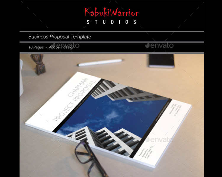 business-financial-proposal-template