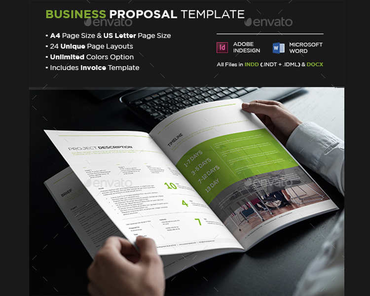 128 business proposal template free word pdf ppt doc formats business quotation proposal template wajeb Image collections