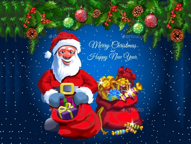 celebration-of-christmas-with-santa