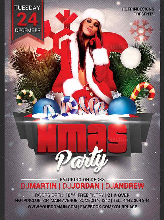 christmas-bash-event-poster