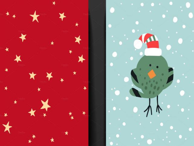 christmas-celebration-greeting-sled-brochure