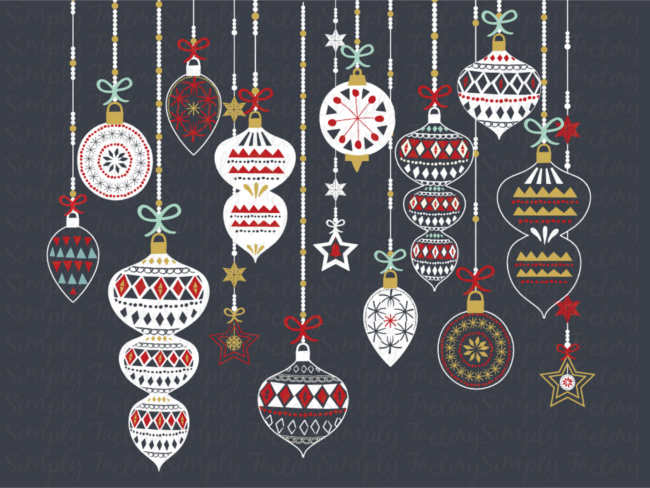 Design Your Own Christmas Ornament