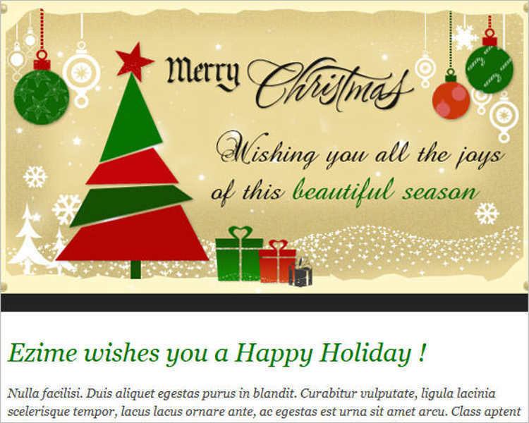 christmas-festive-email-templates