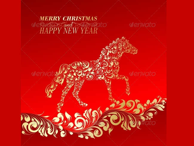 christmas-floral-greeting-card