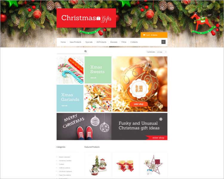 christmas-gifts-zencart-website-template