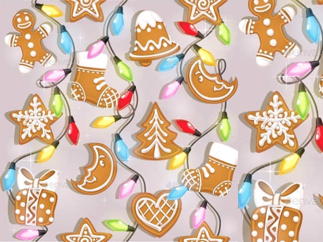 christmas-gingerbread-texture