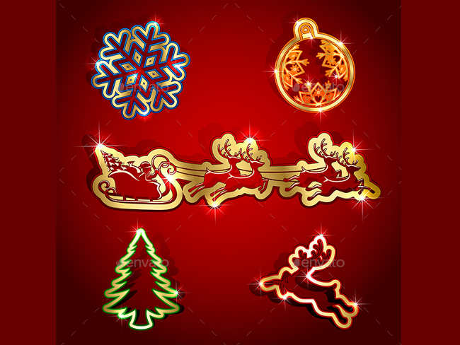 christmas-paper-decoration-icons-ideas