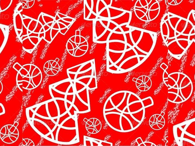 christmas-tree-seamless-grunge-texture