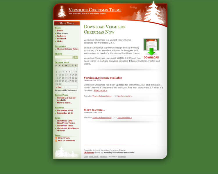 christmas-vermilion-website-template