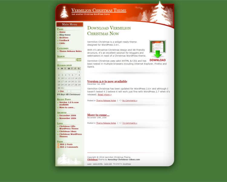 christmas-vermilion-website-template