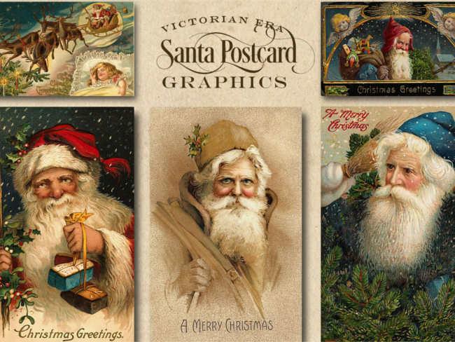 christmas-vintage-santa-graphics