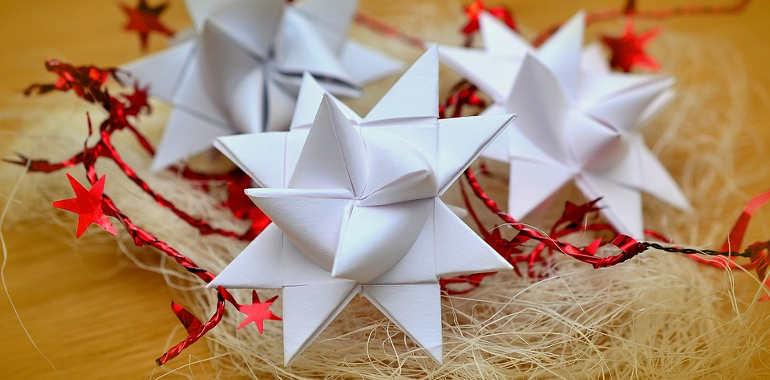 Christmas Paper Decoration Ideas