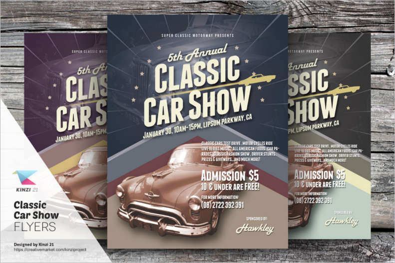 classic-car-show-flyer