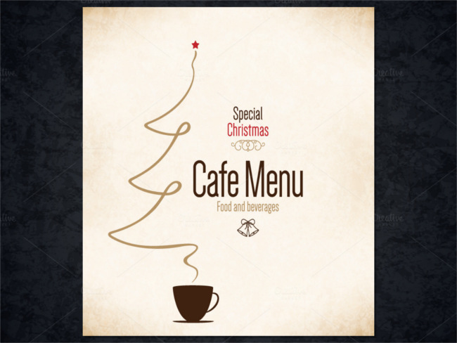 coffee-resturant-christmas-x-mass-brochure