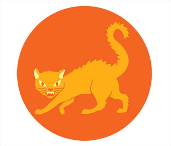 colourful-pumpkin-cat-carving-templates