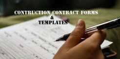 construction-contract-forms-templates