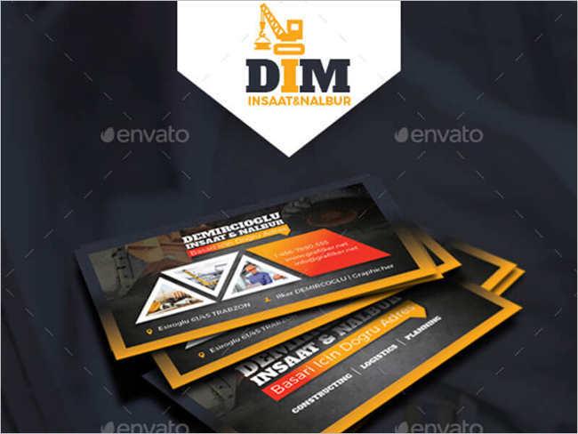 construction-design-business-card-template