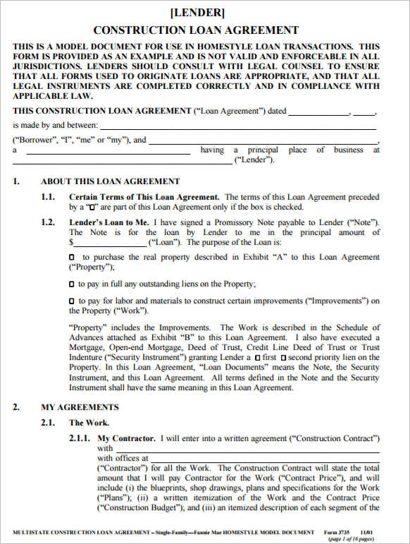construction-loan-agreement-template-form