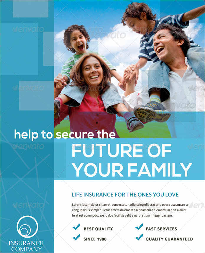 coorperate-insurance-flyer-promo