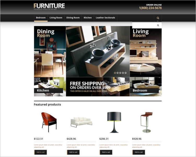 corporate-furniture-prestashop-theme-template