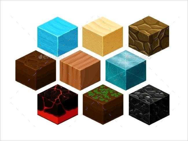 cubical-3d-texture