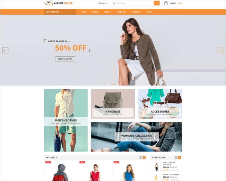 customizable-html5-store-template