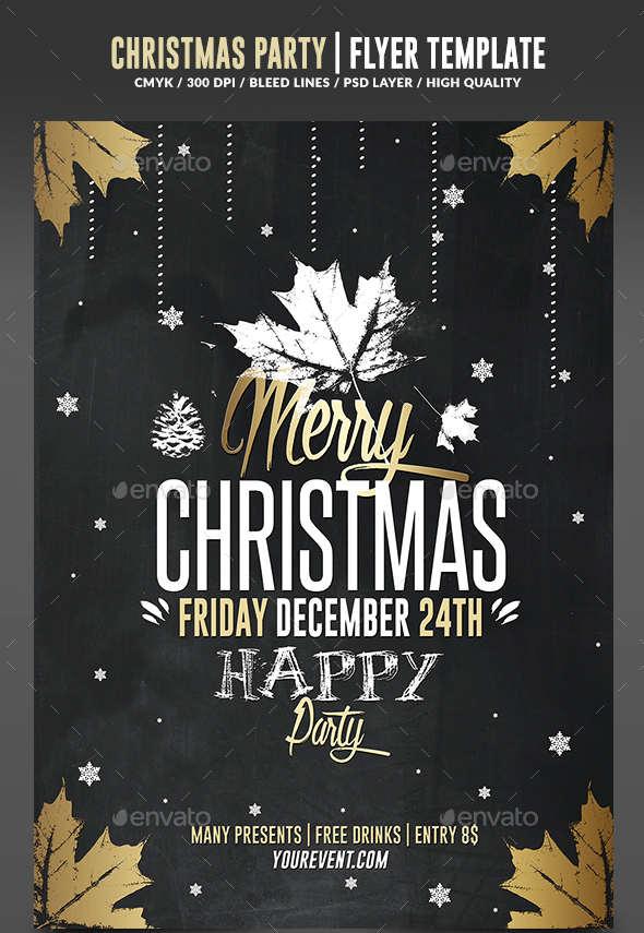 decorative-christmas-x-mass-leaflet