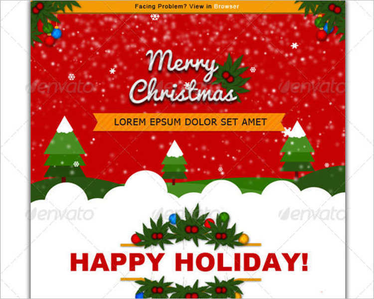 24 best christmas email templates creativetemplate free christmas email template maxwellsz
