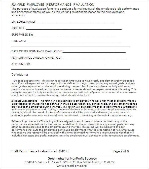 Editable Employee Write Up Form Template