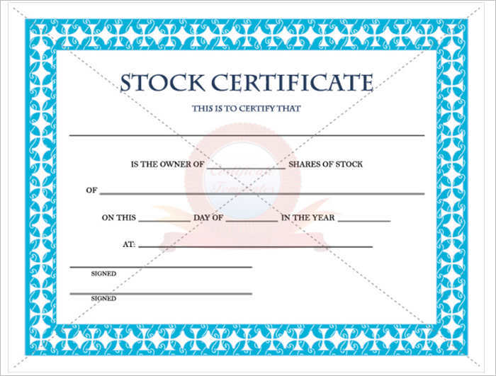 editable-premium-stock-certificate-template